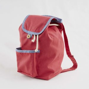 Knapsack Berry Red copy