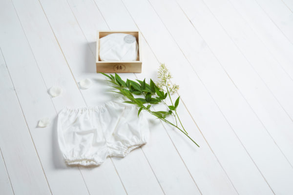 Bloomers in a Box - Organic Cotton
