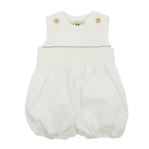 Summer Suit – White